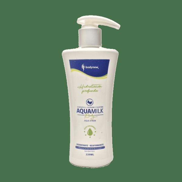 aqua milk crema hidratante