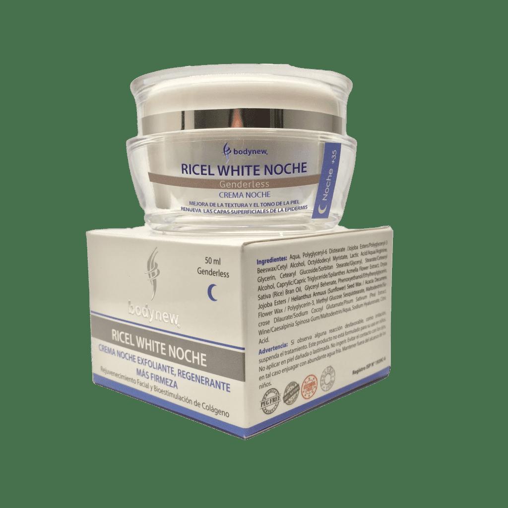ricel-white-noche-Elimina-manchas-marcas-imperfecciones